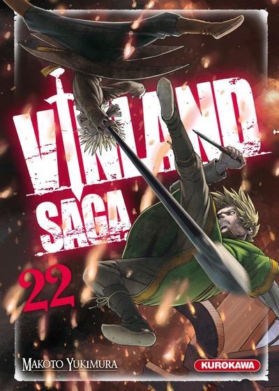VINLAND SAGA - TOME 22 - VOL22