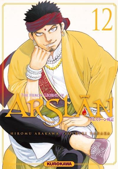 ARSLAN - TOME 12 - VOL12