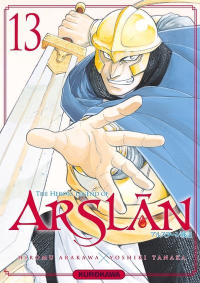 ARSLAN - TOME 13 - VOL13