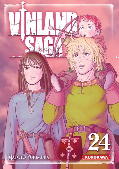 VINLAND SAGA - TOME 24 - VOL24