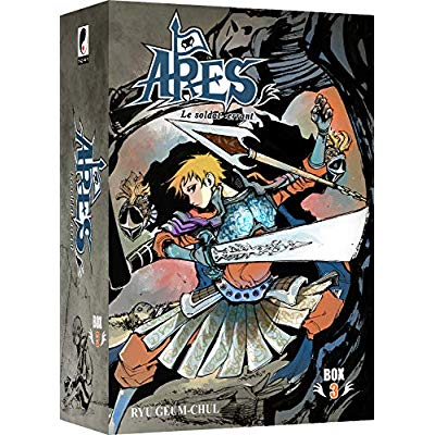 ARES - PARTIE 3 (TOMES 21 A 26) - COFFRET COLLECTOR LIMITE