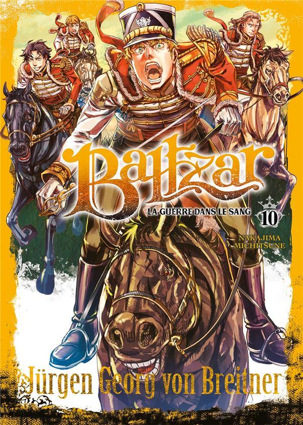 BALTZAR - TOME 10
