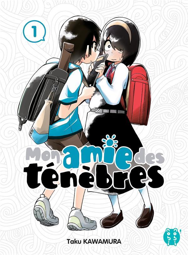 MON AMIE DES TENEBRES T01