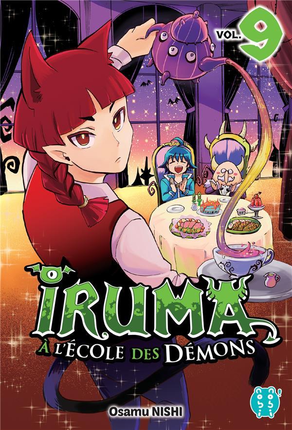 IRUMA A L'ECOLE DES DEMONS T09
