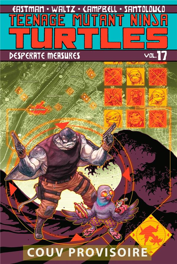 LES TORTUES NINJA - TMNT, T13 : LES GRANDS REMEDES