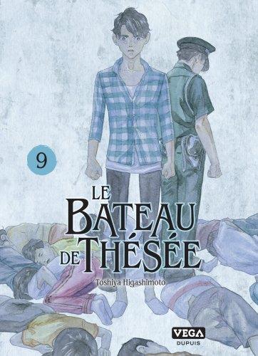 LE BATEAU DE THESEE - TOME 9