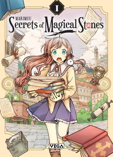 SECRETS OF THE MAGICAL STONES - TOME 1