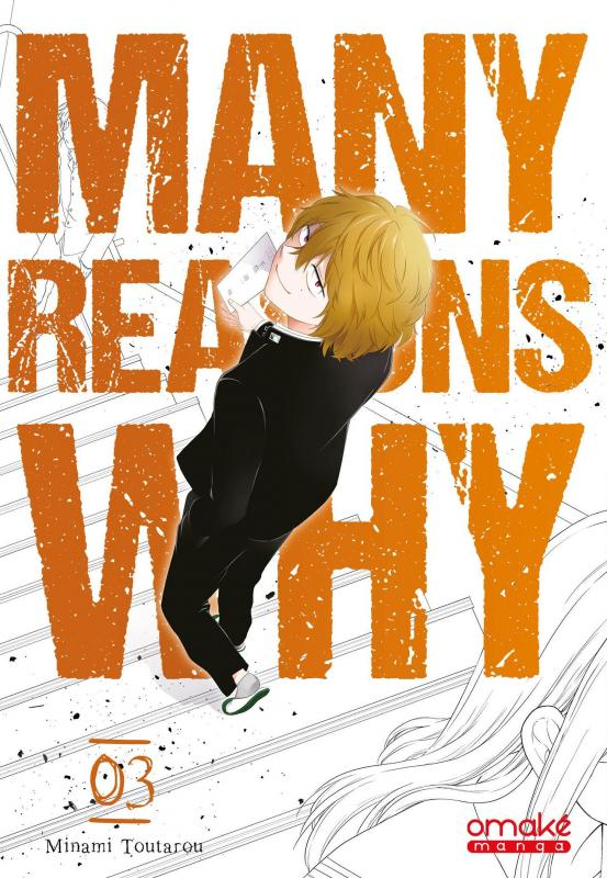 MANY REASONS WHY - TOME 3 (VF)