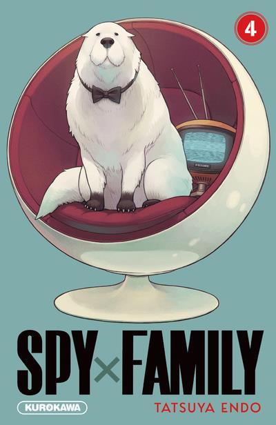 SPY X FAMILY - TOME 4 - VOL04