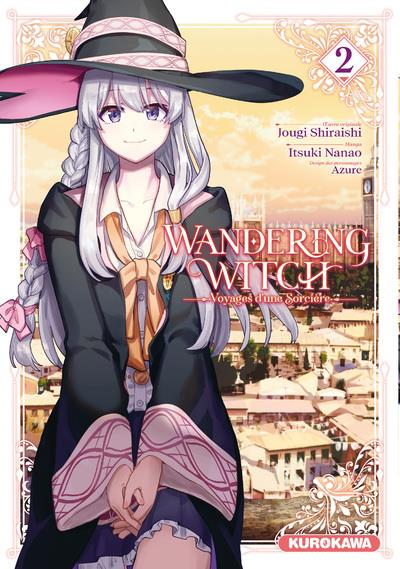 WANDERING WITCH - TOME 2 - VOL02