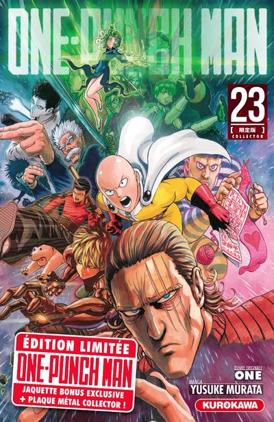 ONE-PUNCH MAN - T23 - COLLECTOR - VOL23