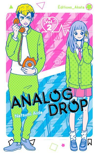 ANALOG DROP - TOME 2 - VOL02