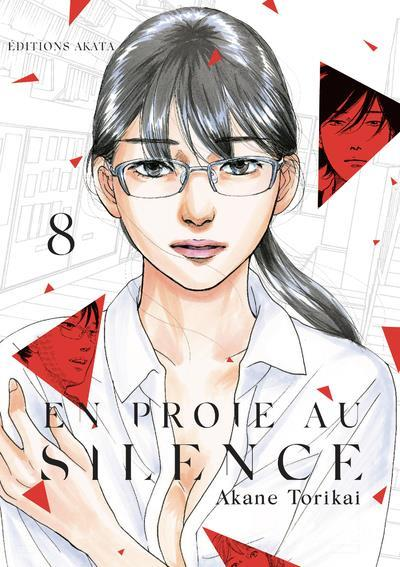 EN PROIE AU SILENCE - TOME 8 - VOL08