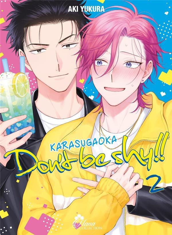 KARASUGAOKA DON'T BE SHY - TOME 2