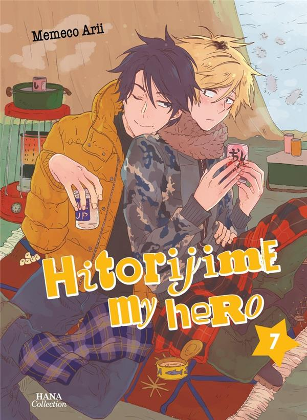 HITORIJIME MY HERO - TOME 7