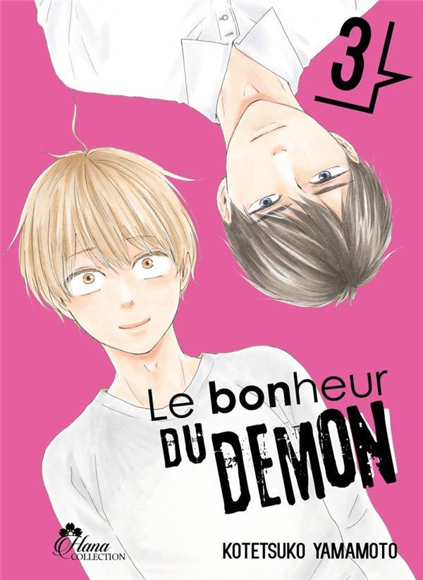 LE BONHEUR DU DEMON - TOME 03