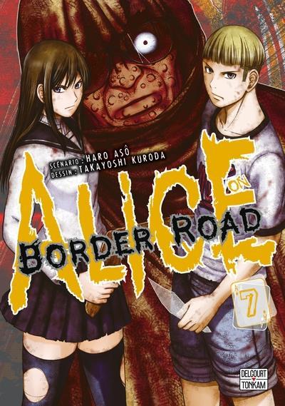 ALICE ON BORDER ROAD T07