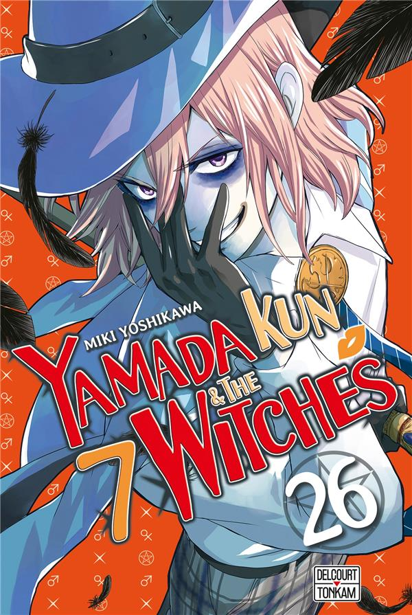 YAMADA KUN AND THE 7 WITCHES - YAMADA-KUN AND THE 7 WITCHES T26