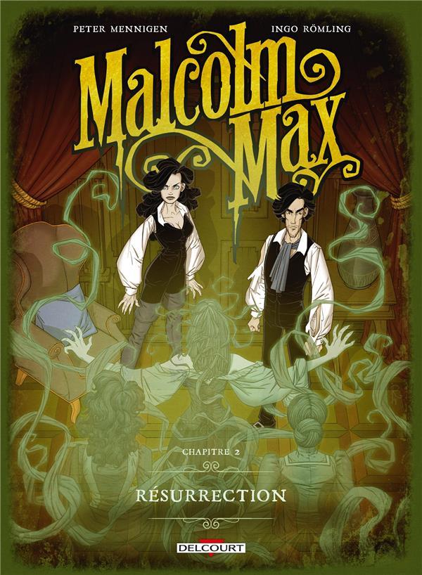 MALCOLM MAX T02 - RESURRECTION