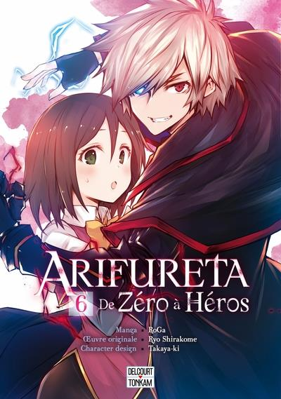 ARIFURETA - DE ZERO A HEROS T06