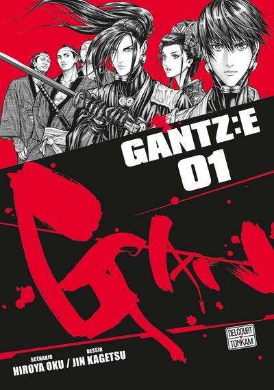 GANTZ :E T01