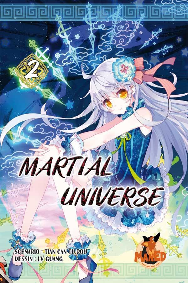MARTIAL UNIVERSE T02