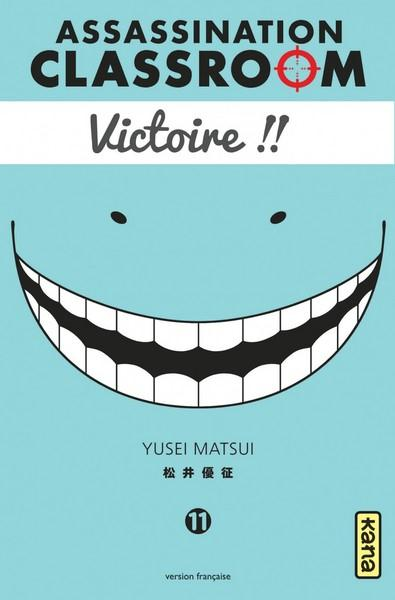 ASSASSINATION CLASSROOM - TOME 11
