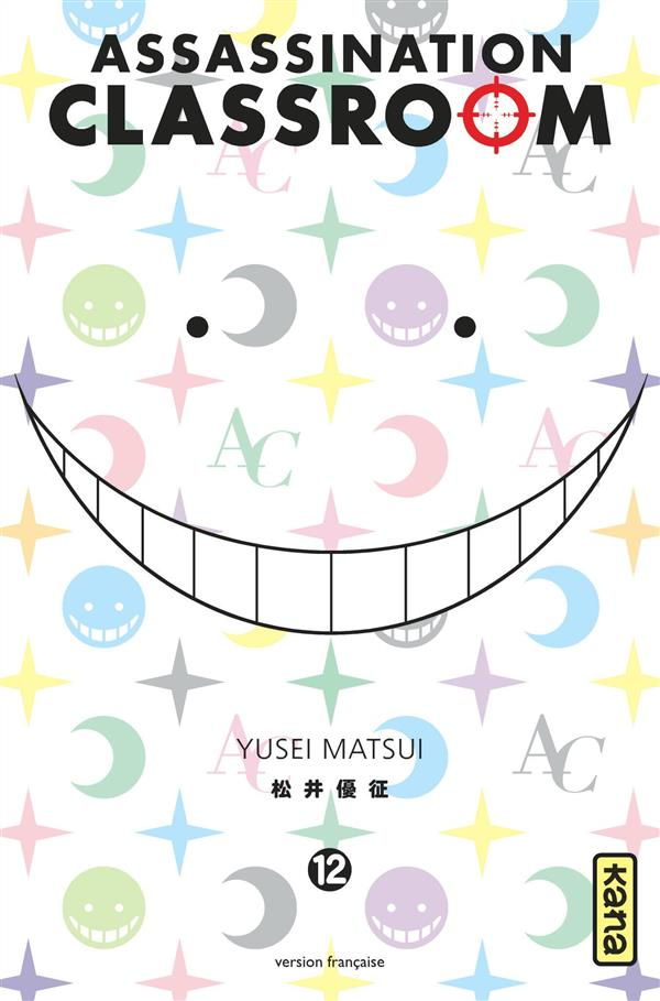 ASSASSINATION CLASSROOM - TOME 12