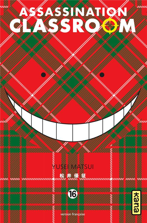 ASSASSINATION CLASSROOM - TOME 16