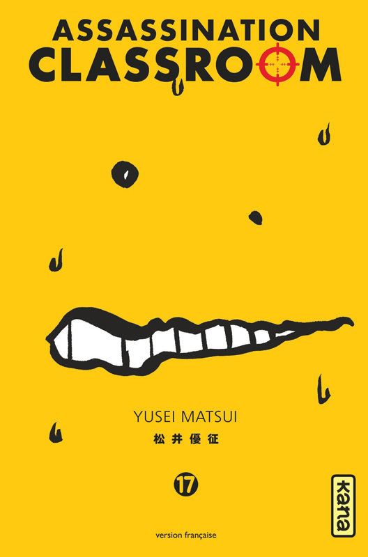 ASSASSINATION CLASSROOM - TOME 17
