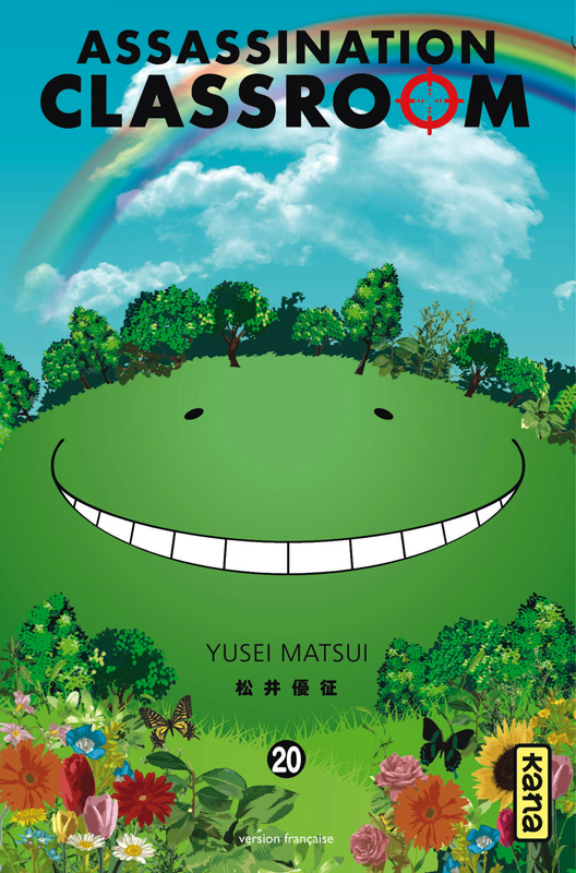 ASSASSINATION CLASSROOM - TOME 20