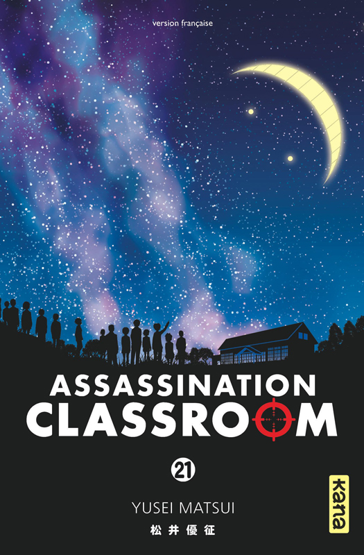 ASSASSINATION CLASSROOM - TOME 21