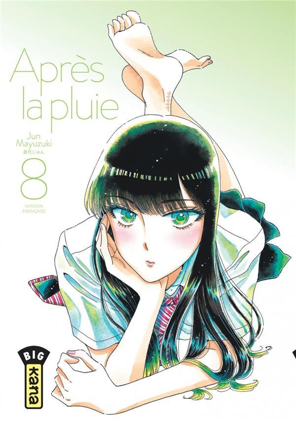 APRES LA PLUIE - TOME 8
