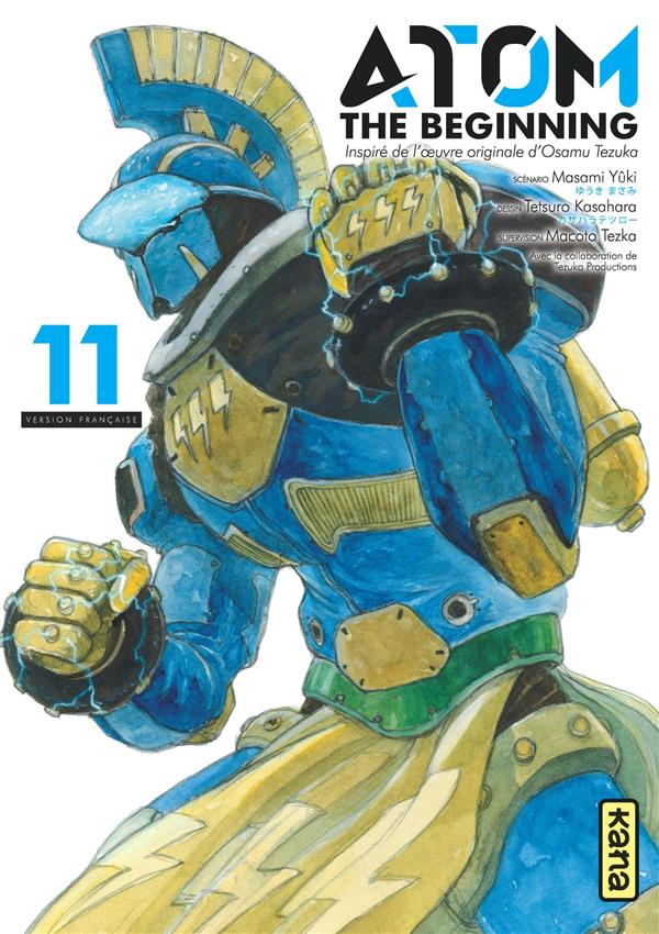 ATOM THE BEGINNING - TOME 11