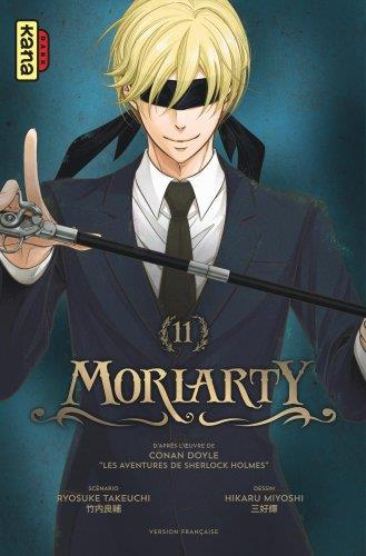 MORIARTY - TOME 11