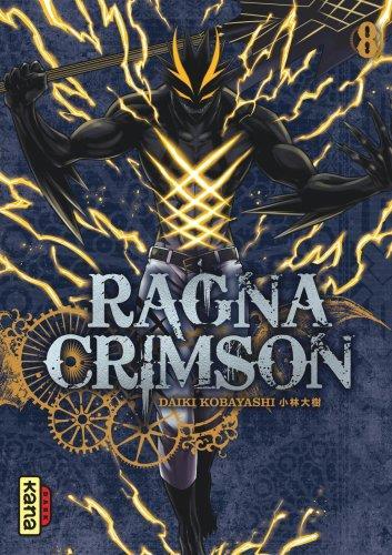 RAGNA CRIMSON - TOME 8