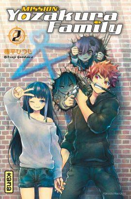 MISSION: YOZAKURA FAMILY - TOME 2