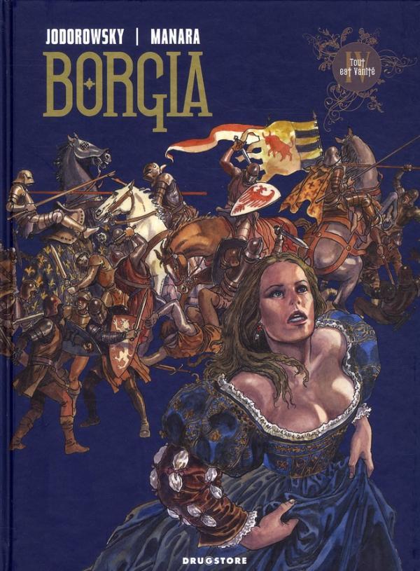 BORGIA - TOME 04 - TOUT EST VANITE