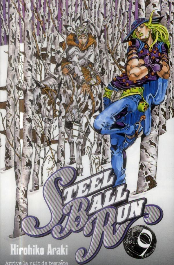 JOJO'S - STEEL BALL RUN T09