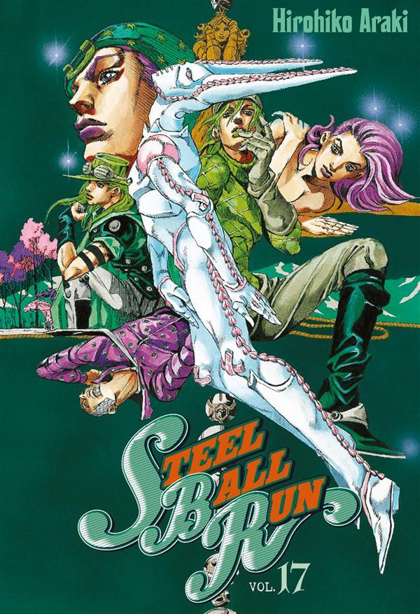 JOJO'S - STEEL BALL RUN T17