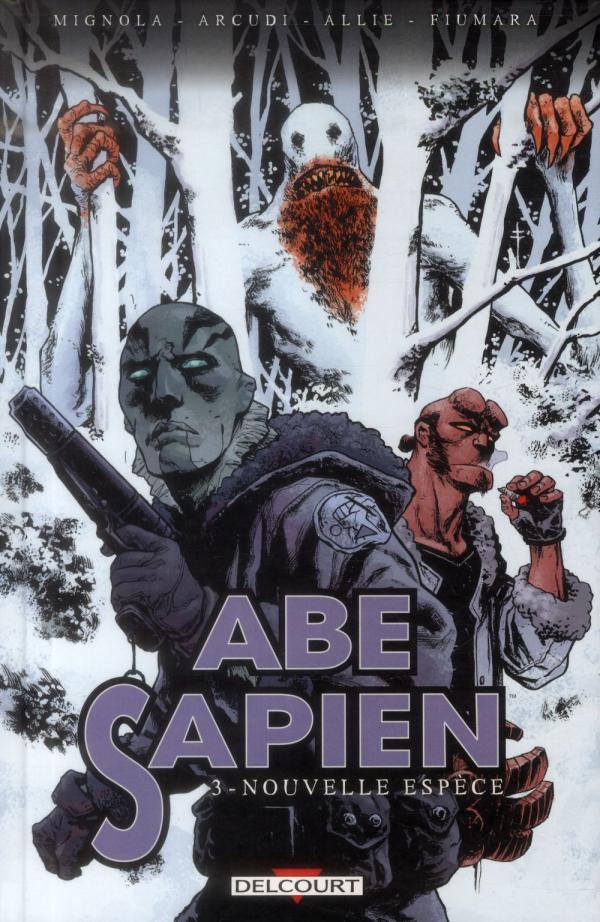 ABE SAPIEN T03 - NOUVELLE ESPECE