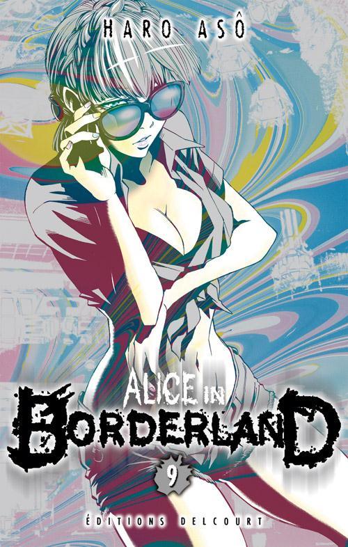 ALICE IN BORDERLAND T09
