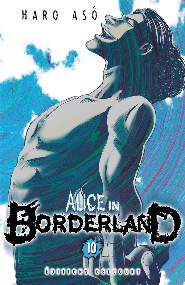 ALICE IN BORDERLAND T10