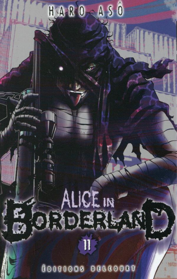 ALICE IN BORDERLAND T11