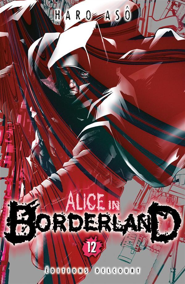 ALICE IN BORDERLAND T12