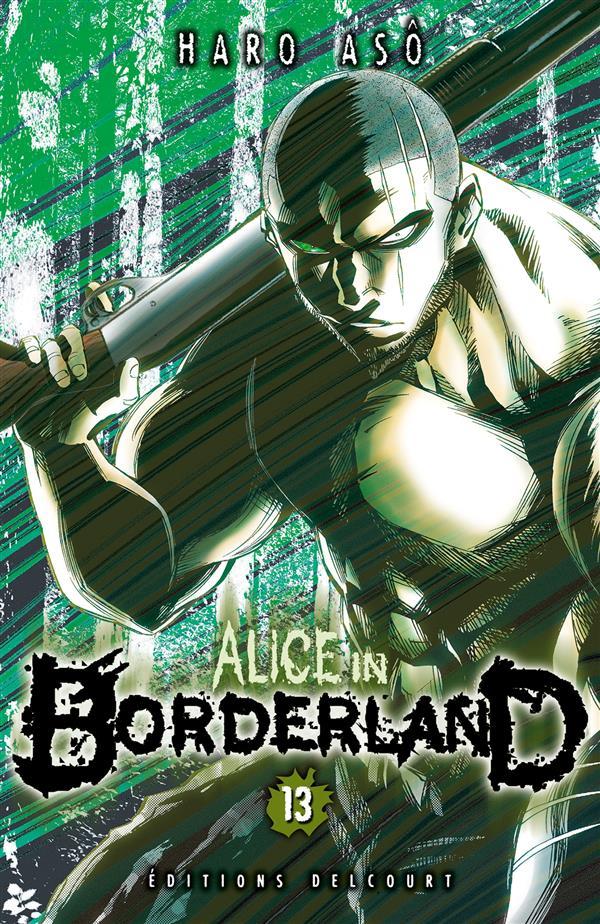 ALICE IN BORDERLAND T13