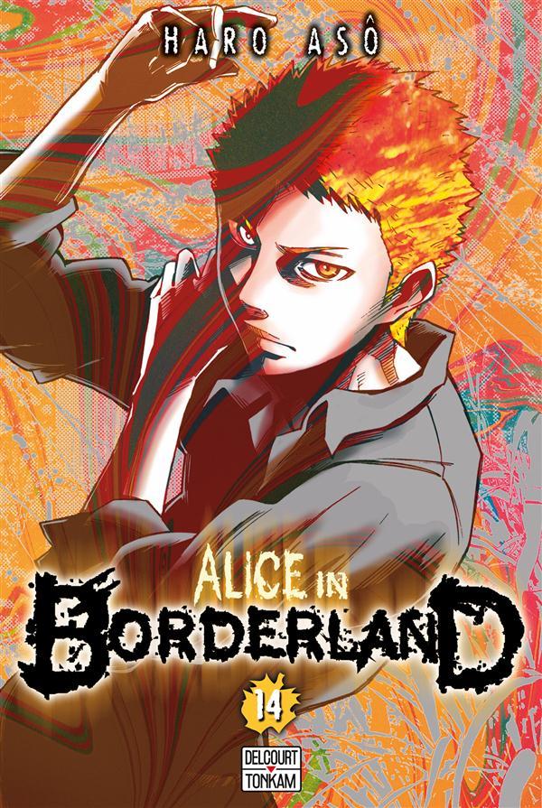 ALICE IN BORDERLAND T14