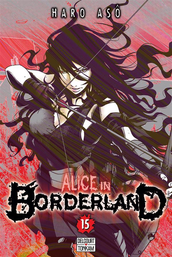 ALICE IN BORDERLAND T15