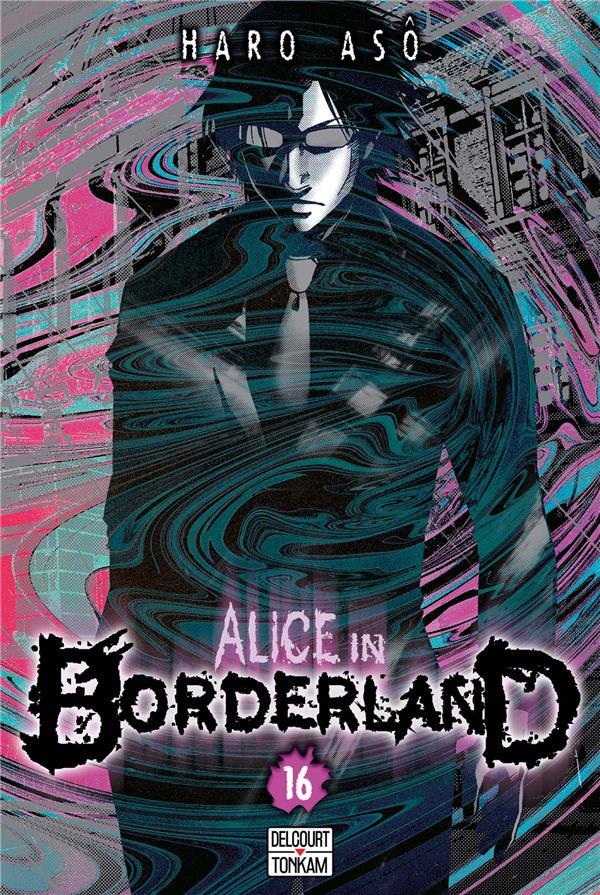 ALICE IN BORDERLAND T16