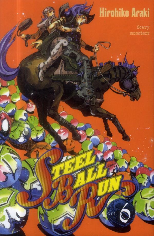 JOJO'S - STEEL BALL RUN T06